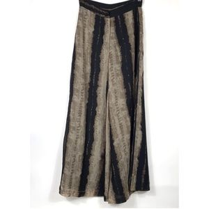 AND India | Tie Dye Wide Leg Pants